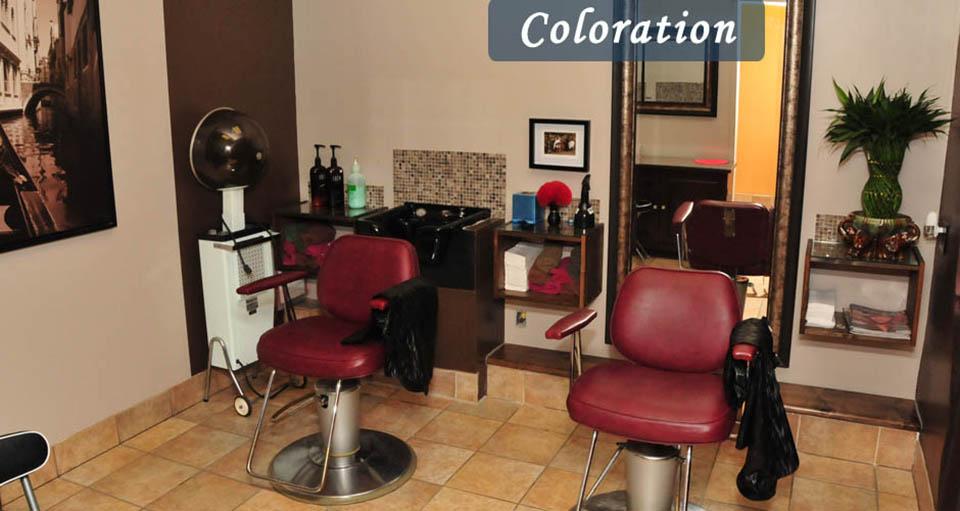 Salon Coiffure Brossard