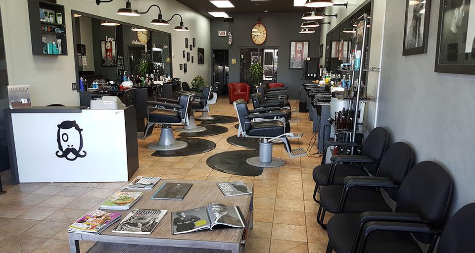 Salon de coiffure pour hommes Gauthier Frères Brossard Rive-sud Montréal