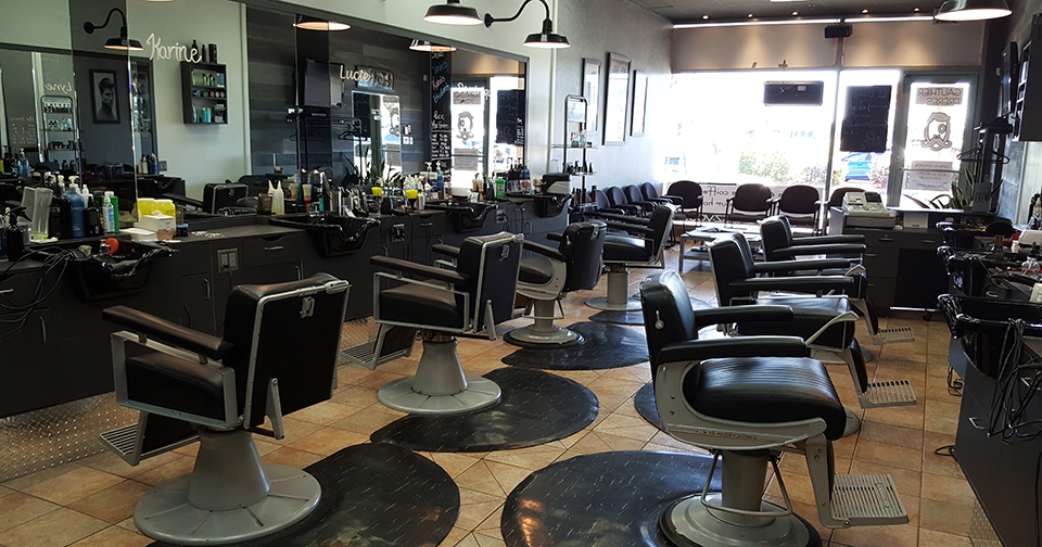 Best Salon De Coiffure Homme Moderne Contemporary - House Design ...